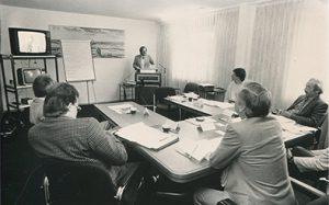 Rhetorik und Management: Rhetorikseminar der Deutschen Rednerschule in den Achtzigerjahren