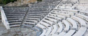 Akropolis von Rhodos (Odeion)